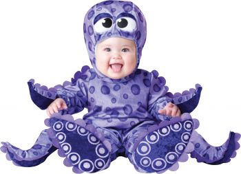 Tiny Tentacles Costume - Infant (6 - 12M)