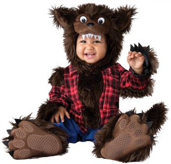 Wee Werewolf Costume - Infant (0 - 6M)