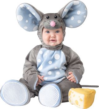 Lil Mouse Costume - Infant (6 - 12M)
