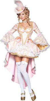Women's Vixen Of Versailles Costume - Adult XS (0 - 2)