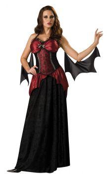 Women's Vampira Costume - Adult S (4 - 6)