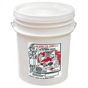 Inspecta-Shield Fire Retardant - 5 Gallon Bucket