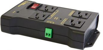 4 Channel Multi-Function AC Relay Add-On for PicoBoo and BooBox Controllers