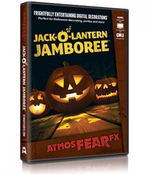 Jack-O'-Lantern Jamboree DVD