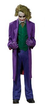 Men's Grand Heritage Joker Costume - Dark Knight Trilogy - Adult Medium