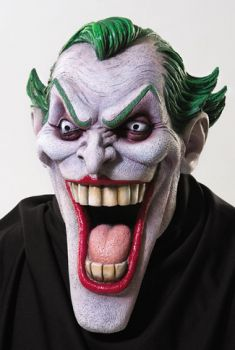 Joker Latex Mask