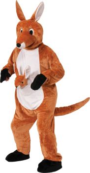 Kangaroo Jumpin Jenny  Mascot