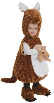 Kangaroo Costume - Toddler Large (2 - 4T)
