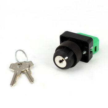 Key Switch with 2 keys