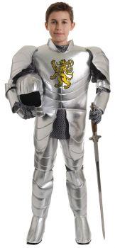 Boy's Knight Costume - Child M (6 - 8)