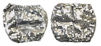 Leg Cuffs Sequin