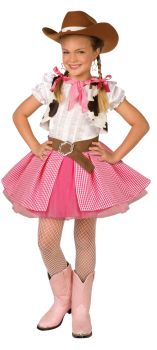 Cowgirl Cutie - Child Large