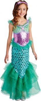 Blue Seas Mermaid - Child Small