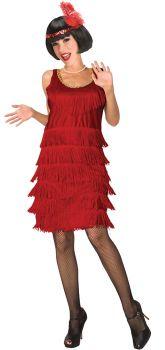 Women's 20's Flapper Costume - Adult Large