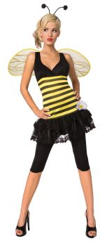 Women's Sweet As Honey Costume - Adult Small