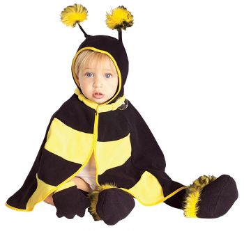 Lil Bee Infant Costume 3-12 Mo