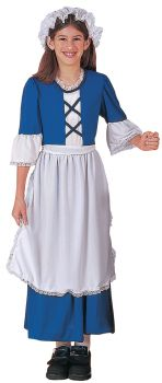 Little Colonial Miss - Child M (8 - 10)