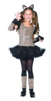 Little Leopard Costume - Child Small