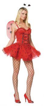 Women's Love Bug Dress - Adult S/M