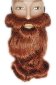 Strap Beard - Auburn