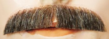 Discount Downturn M2 Mustache - Synthetic - Light Chestnut Brown 25%