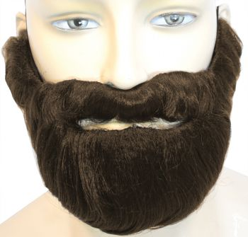 Discount Biblical Beard - Dark Brown