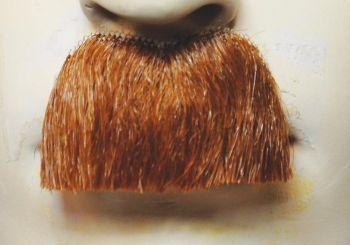 Chaplin Mustache - Blend