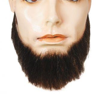 Discount Full-Face Beard - Synthetic - Light Chestnut Brown 25%