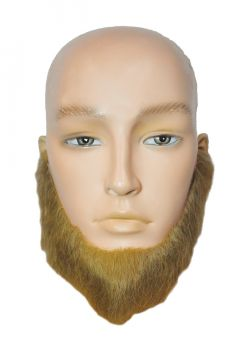 B305 Beard - Human Hair - Strawberry Blonde