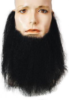 EM 34A Beard - Human Hair - Black