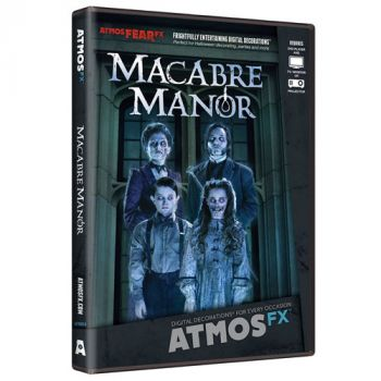 Macabre Manor - DVD