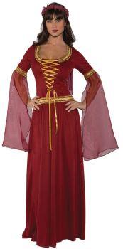 Women's Maiden Costume - Adult Large