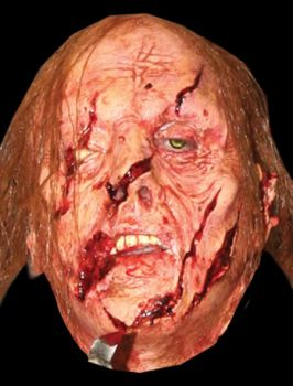 Makeup Prosthetic - Cutter
