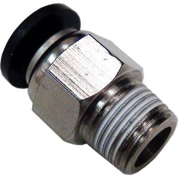 Male Connector Push-On Fitting