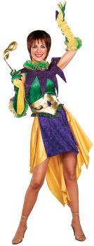 Mardi Gras Miss Adult