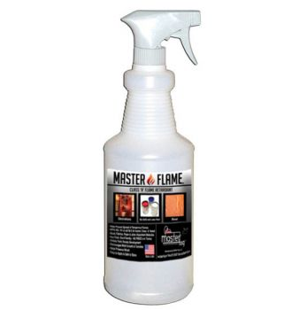 Master Flame - Fire Retardant - 1 Quart