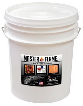Master Flame - Fire Retardant - 5 Gallon