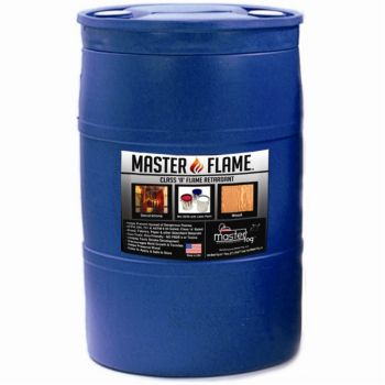 Master Flame - Fire Retardant - 55 Gallon Drum - FREE SHIPPING