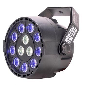 Mini Par UVW LED