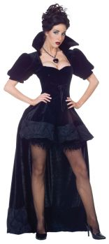 Women's Mirror Mirror Costume - Adult Large