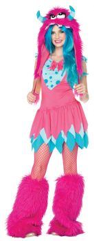 Teen Mischief Monster Costume - Teen M/L