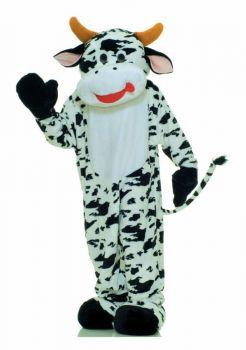 Moo Cow Mascot