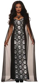 Women's Mortalia Costume - Adult Small