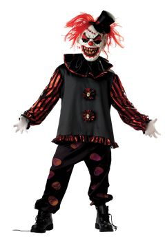 Carver The Clown - Child Large