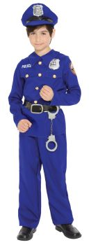 Police Officer - Child Medium