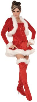 Ms Claus Small