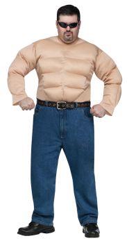 Muscle Man Shirt Plus