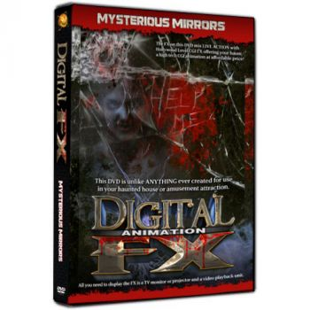 Mysterious Mirrors DVD