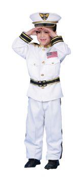 Navy Admiral Medium 8 10