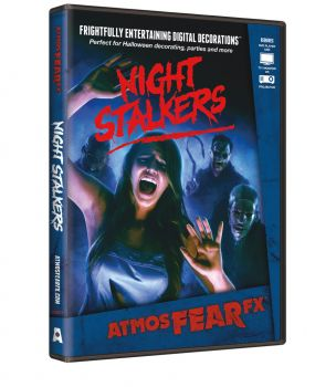 Night Stalkers DVD